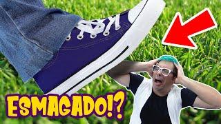 CRIEI AS BOLINHAS DE CRESCIMENTO!!! AVENTURA!