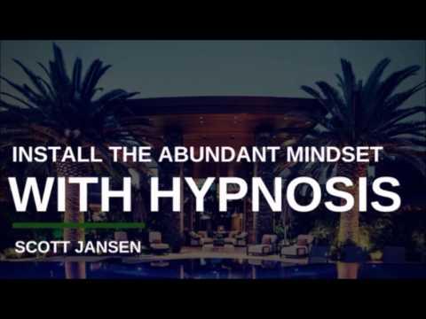 Hypnosis Induction: Install The Abundant Mindset