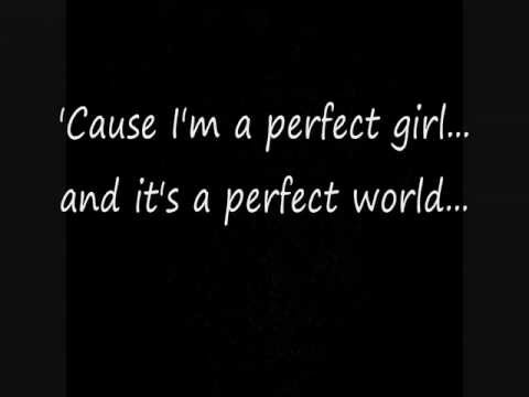 Perfect Girl ( Dr. Greve )