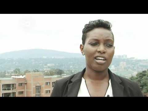 Claudette Irere: Coding Rwanda's future | Africa on the Move
