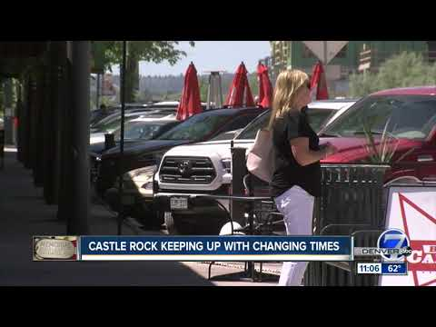Castle Rock named one of seven fastest growing places in US