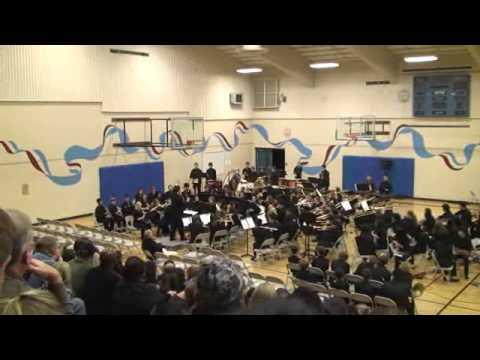Skyview Junior High School Winter Concert 2012 Part 3