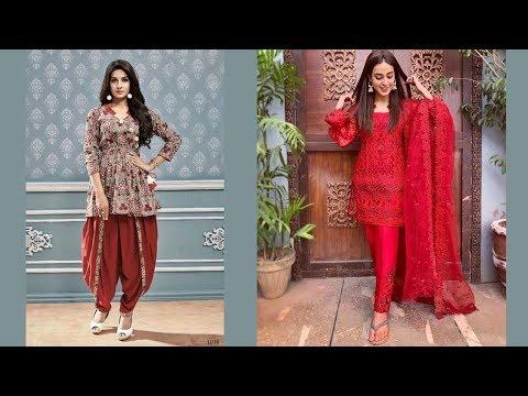 Gorgeous Short Kurti Designs 2019   Indian Fashion 2019