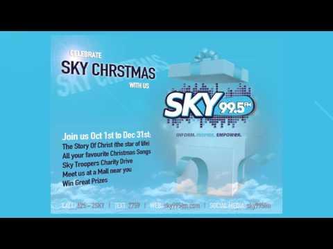 SKY CHRISTMAS on SKY 99.5 FM