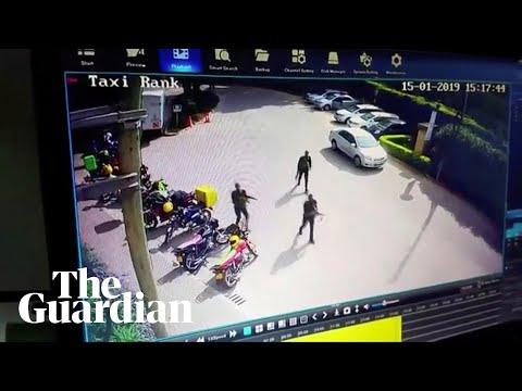 Watch : How the Nairobi terrorist atta...
