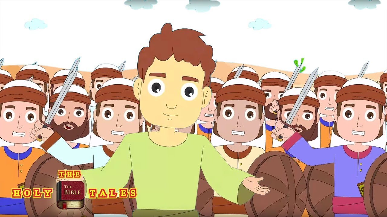 Book Of Judges I Old Testament Stories I Animated Children ...