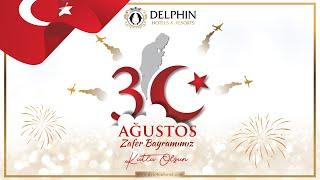 30 Ağustos 2021 - Delphin Deluxe Resort Hotel