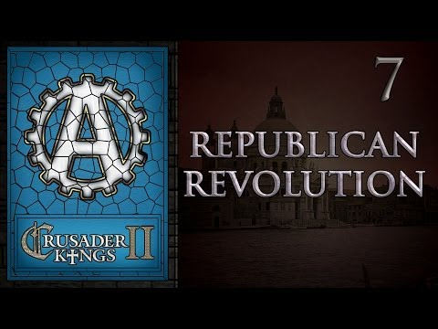 Crusader Kings 2 Republican Revolution 7