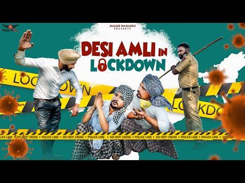 Desi Amli In Lockdown • Jaggie Tv