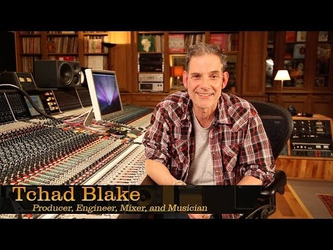 Producer/Engineer Tchad Blake - Pensado's Place #157