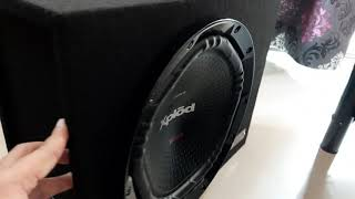 Car Sony subwoofer NW1202S
