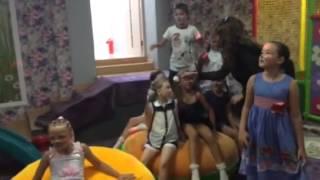 Детский праздник в Солнчногорске - Розовый слон отзыв(Детские праздники в кафе