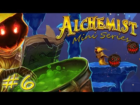 ALCHEMIST #6 FINALE & REVIEW, FLYING BOMBS THAT CHASE YOU