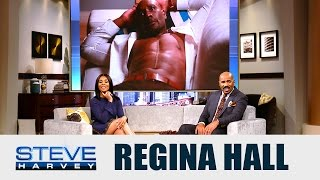 I'm about to kiss your husband || STEVE HARVEY