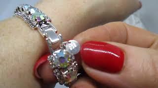 Красивые браслеты и колечко из Китая. (Обзор посылки)