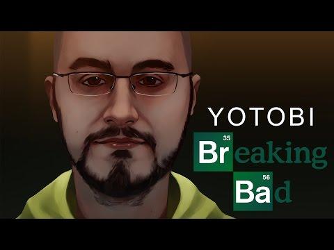 Yotobi Breaking Bad - Speedpainting mashup