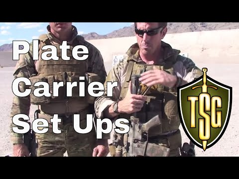 Gear Set Up Tips for Plate Carriers - YouTube