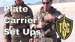 Gear Set Up Tips for Plate Carriers