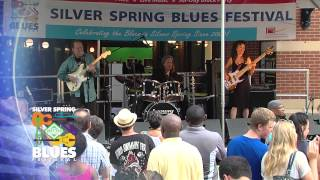 The Billy Thompson Band Silver Spring Blues Festival 2015