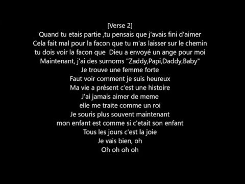 jbeatz I'm doing fine lyrics traduction francais