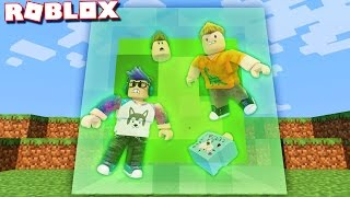 Roblox Adventures - SURVIVE GIANT SLIMES IN ROBLOX!? (Revenge of the Slimes)