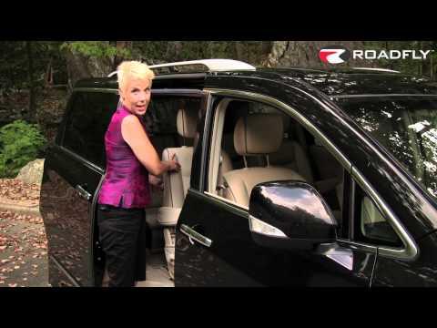 RoadflyTV - 2011 Nissan Quest Minivan Test Drive & Car Review