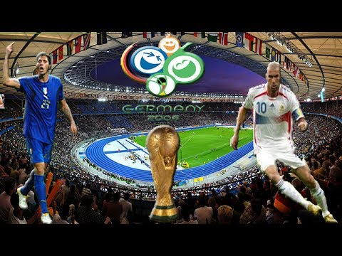 Remember italie france finale de la coupe du monde 2006 fifa 14 pc youtube - Coupe de monde 2010 final ...