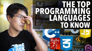 Top Programming Languages in 2020 (for software engineers)