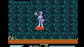 Power Rangers 2 Nes Gameplay - Full Walkthrough [Nostalgia] (HQ)
