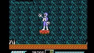 Power Rangers 2 Nes Gameplay - Full Walkthrough [nostalgia] (hq)