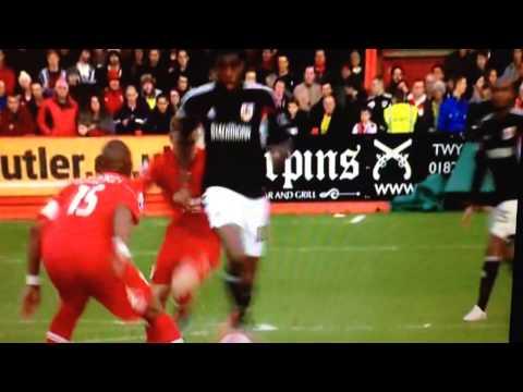 Goool Jay Emmanuel-Thomas at FA Cup