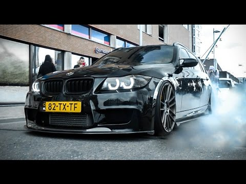 900hp bmw 335i e91 burnouts crazy revs youtube. Black Bedroom Furniture Sets. Home Design Ideas