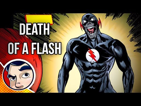 """Death of the Flash """"Lightning In A Bottle"""" - Complete Story"""