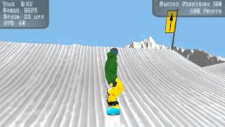 Pretty Sketchy Bro - Snowboard Game Alpha
