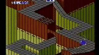Marble Madness (NES) Speedrun - 2:54