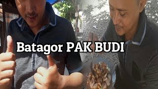COMAL Street Food Part 5 Batagor Pak Budi Terlaris !