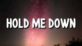 DMX - Hold Me Down (Lyrics) ft. Alicia Keys