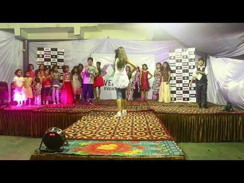 chadti jawani tera gora gora rang | fashion show | Seven wonder event creations