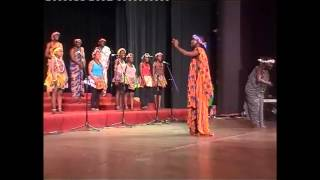 Dansoman Youth Choir@ 2013 AFRICAN CHORAL FESTIVAL