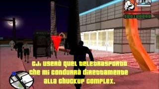 GTA San Andreas - Misterix mod - Parte 1 - [ITA]