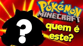 Minecraft Pokémon A Lenda dos Campeões – BUSCA INTENSA PELAS MONTANHAS, QUERO O SNORLAX!