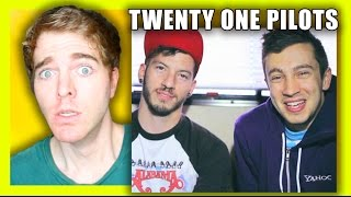 REACTING TO TWENTY ONE PILOTS
