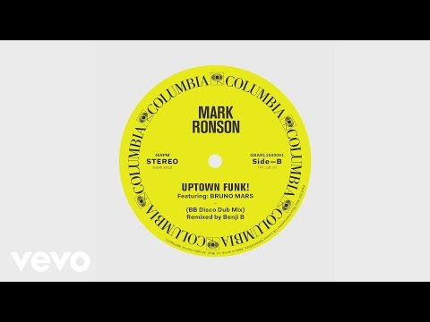 Mark Ronson - Uptown Funk (BB Disco Dub Mix) [Audio]