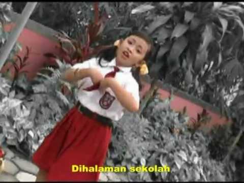 LAGU ANAK INDONESIA - Ke Sekolah - ELSA. Cipt  Haris Wibowo.mpg