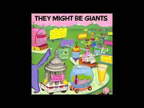 She's An Angel - They Might Be Giants (official song)
