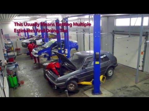 Auto Body Repair – Video Marketing 2