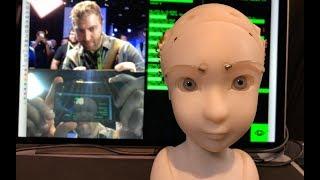 日本人工智能再突破,能高度模仿人類表情,眼睛太傳神了