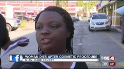 Miami woman dies after cosmetic procedure