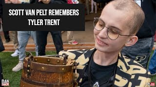 Scott Van Pelt Reflects On Tyler Trent