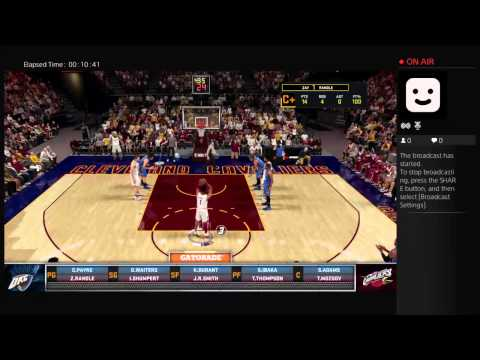 lacedup23rg's Live PS4 Broadcast
